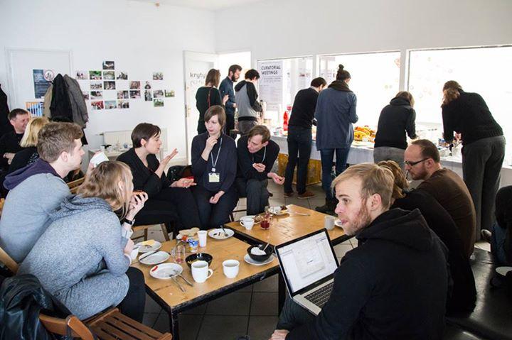 Curatorial Meetings/Spotkania kuratorskie  Cieszyn 2015