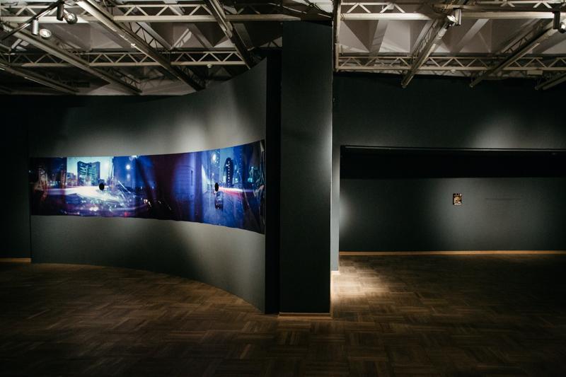 Roland Wirtz, immediatus, Interferencje, Galeria Sztuki Współczesnej Bunkier Sztuki