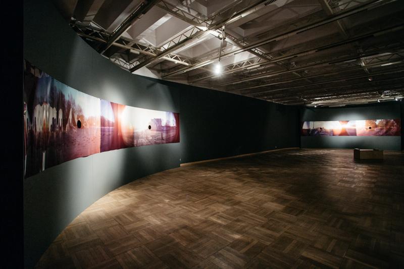 1. Roland Wirtz, immediatus, Interferencje, Galeria Sztuki Współczesnej Bunkier Sztuki