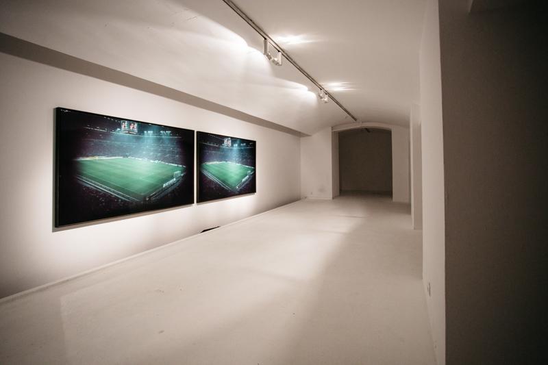 7. Roland Wirtz, immediatus, Dziewięćdziesiąt minut, Galeria Sztuki Współczesnej Bunkier Sztuki