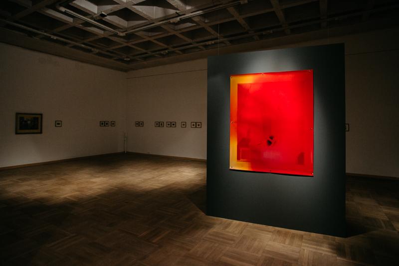 12. Roland Wirtz, immediatus, 223, Galeria Sztuki Współczesnej Bunkier Sztuki