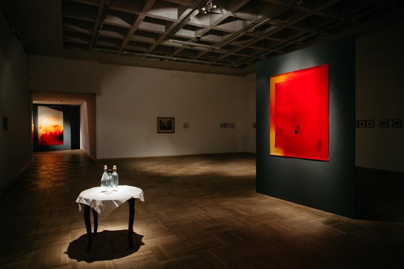 Roland Wirtz, immediatus, 223, Galeria Sztuki Współczesnej Bunkier Sztuki