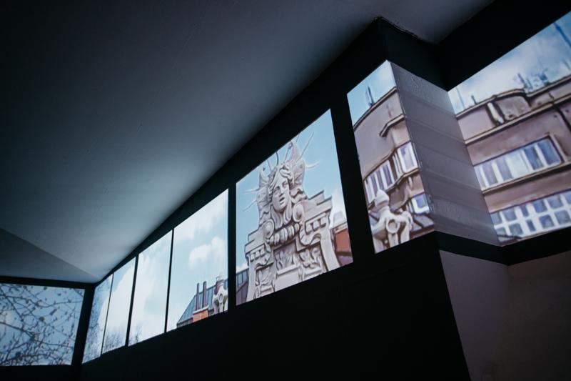 Roland Wirtz, immediatus, Jawienie, Galeria Sztuki Współczesnej Bunkier Sztuki