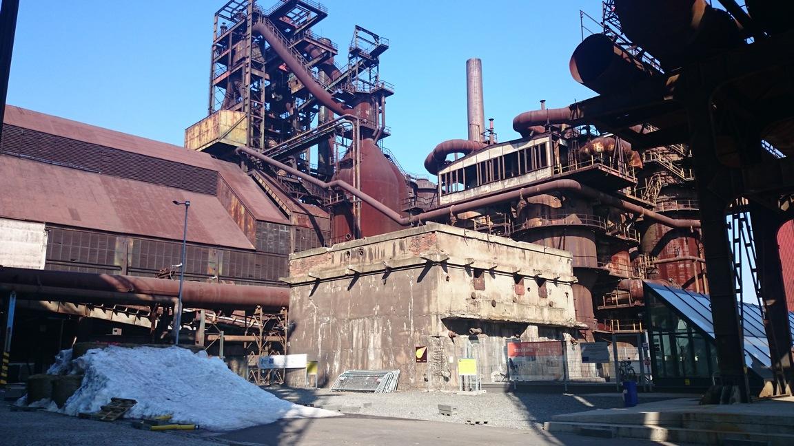 Park przemysłowy wDolnych Vitkoviach, Ostrawa