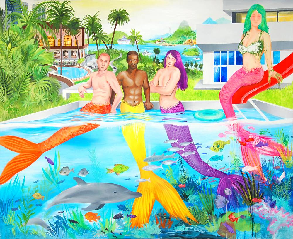 Karol Szczur, California dream, 2014
