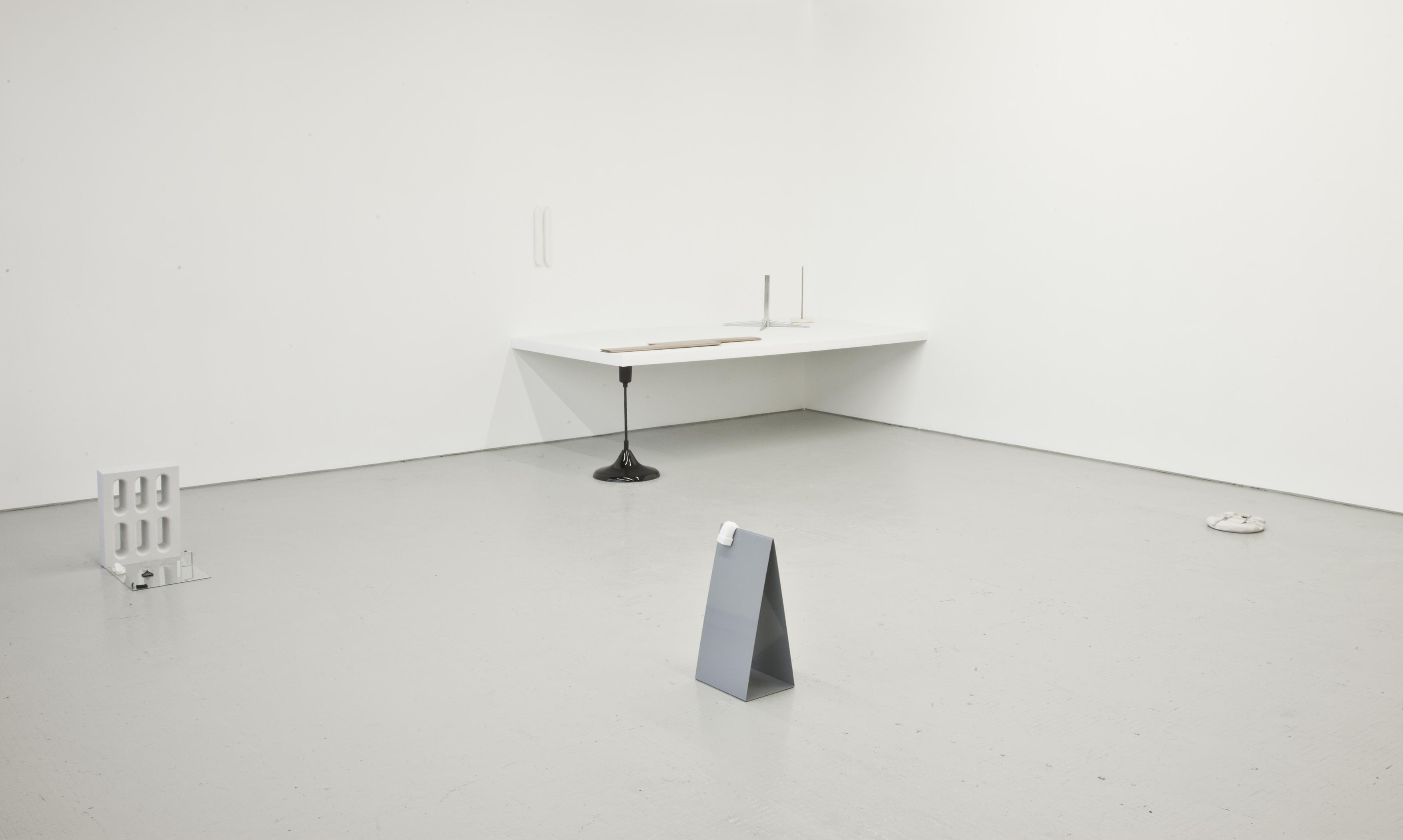 Gilzela Mickiewicz, Masa istan, widok wystawy