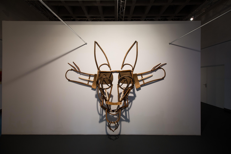 Laura Pawela, Głowa, obiekt, 2008