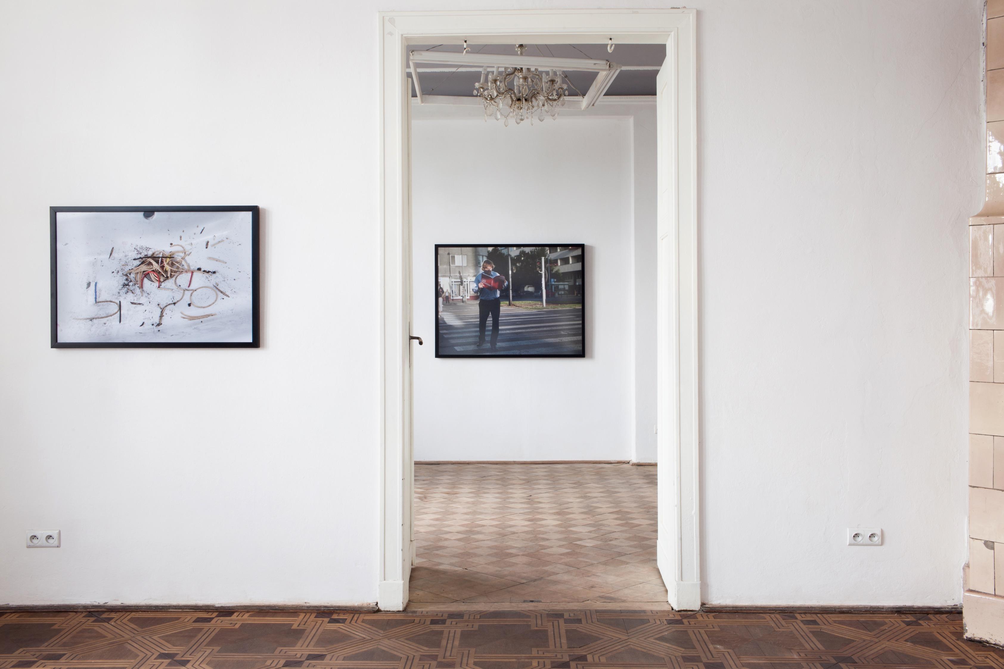 Karolina Breguła, Ja porzeźbach niepłaczę, widok wystawy