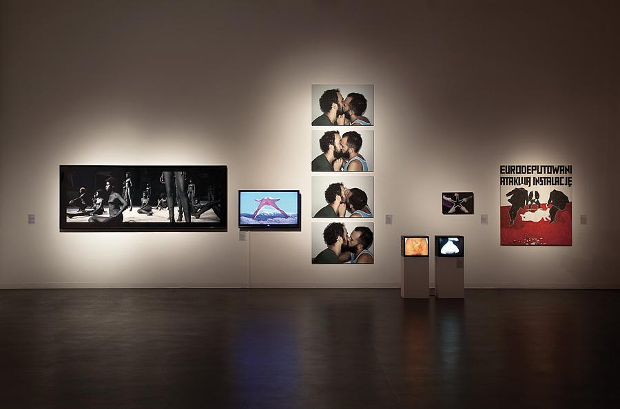 Theatre of Life, widok wystawy