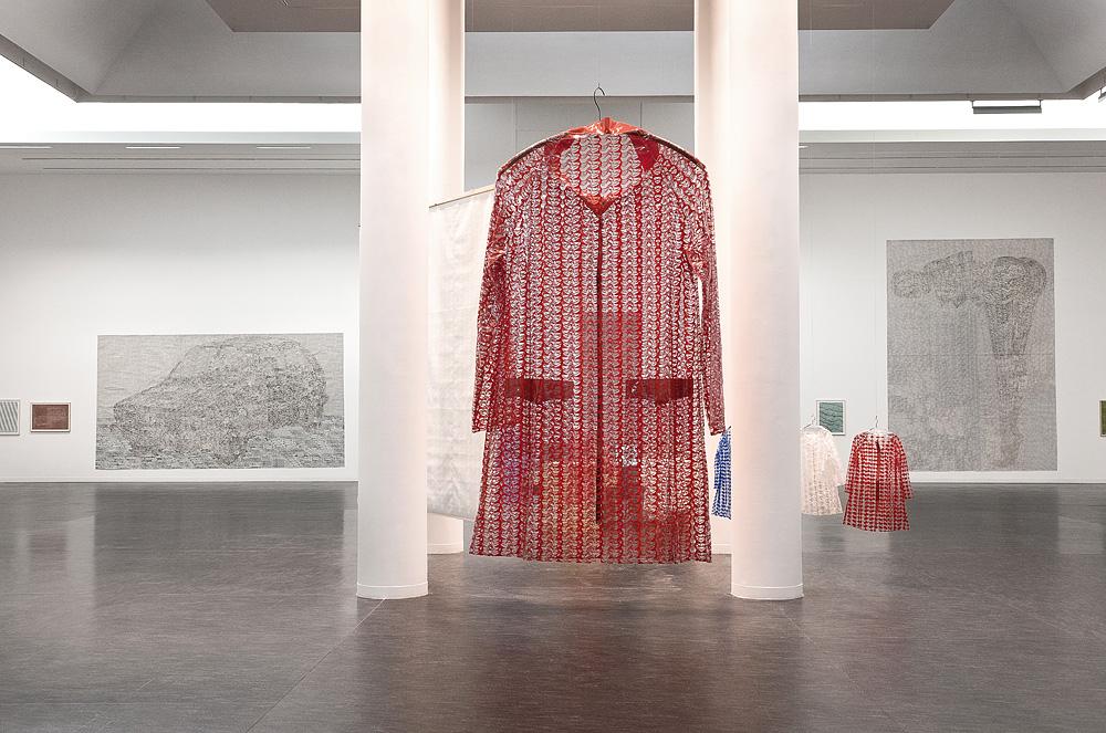 Thomas Bayrle, widok wystawy