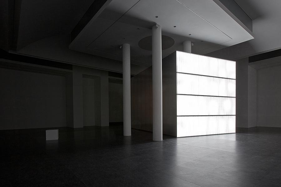 Alfredo Jaar, widok wystawy