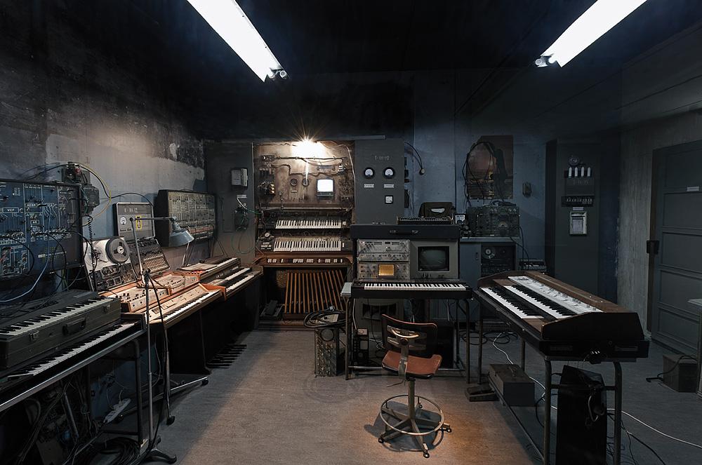 Robert Kuśmirowski, widok wystawy