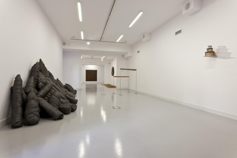 Prace Ręczne, widok wystawy