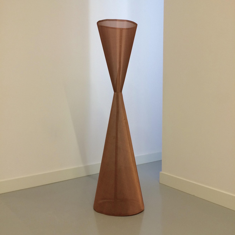Małgorzata Turewicz Lafranchi, Beztytułu, 1993/2015, 125x36x24 cm, miedź