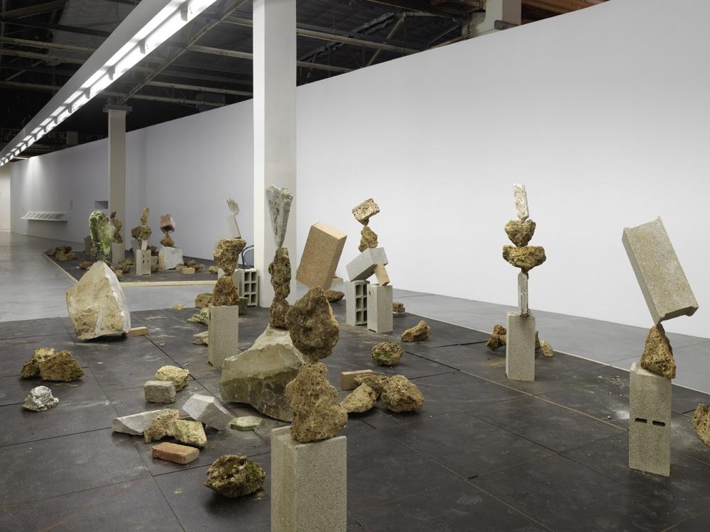 Bridget Polk, Balancing rocks, 2015, fot.André Morin