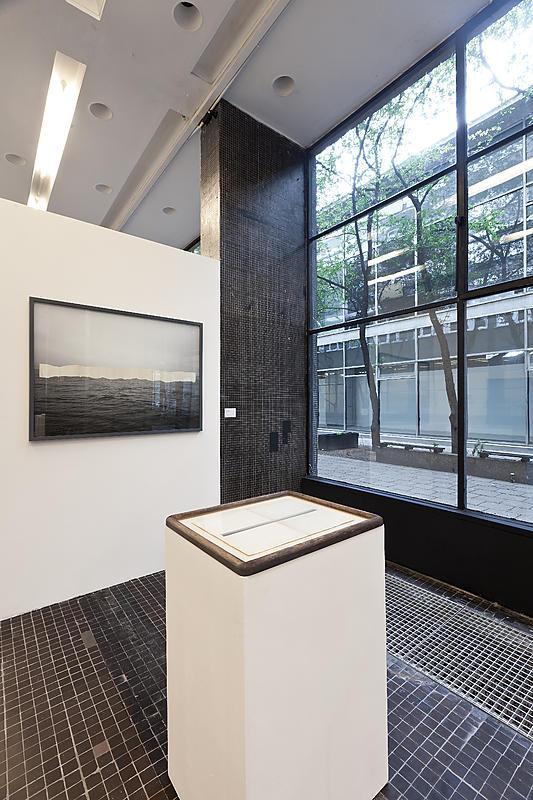 Nagroda Publiczności: Ewa Kasperek, ϕ (fi), fotografia analogowa, obiekt mapa/fotografia, 2015