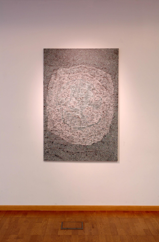 Koło/Kreis, widok wystawy