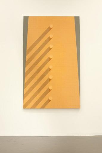 Ida Persson, 31, Acrylics on canvas, 260 x 160 cm, 2013