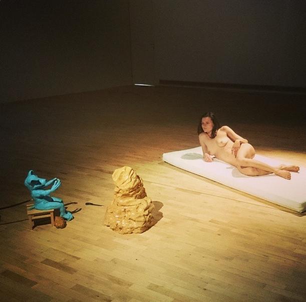 Wystawa Tomasza Mroza zyskała akceptację dawnych nauczycieli artysty