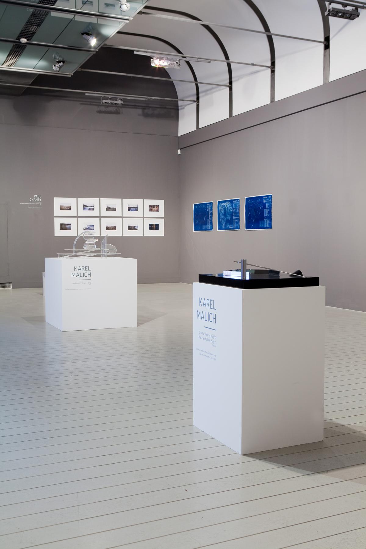 Wystawa Druga jesień, galeria Art Stations, Poznań