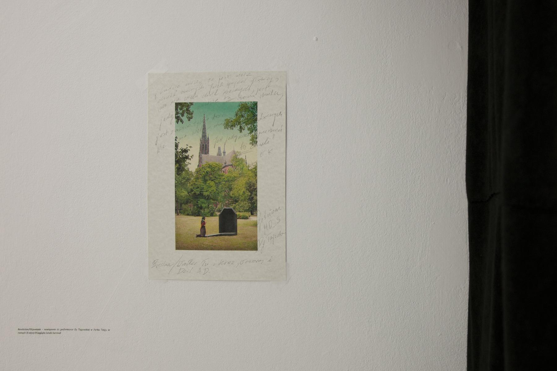 Revelation, stylizowana pocztówka, fot.M.Bączyk