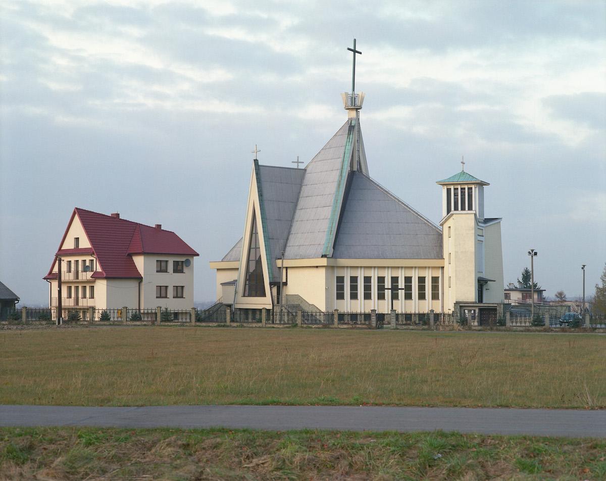 Jasanský / Polák, zcyklu Kościoły, kościoły