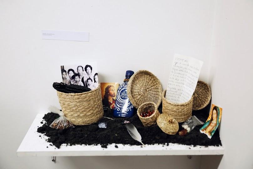 Wystawa zbiorowa Przestrzenie niepewności bagaż nieodebrany, Galeria Opcja Wydziału Intermediów ASP