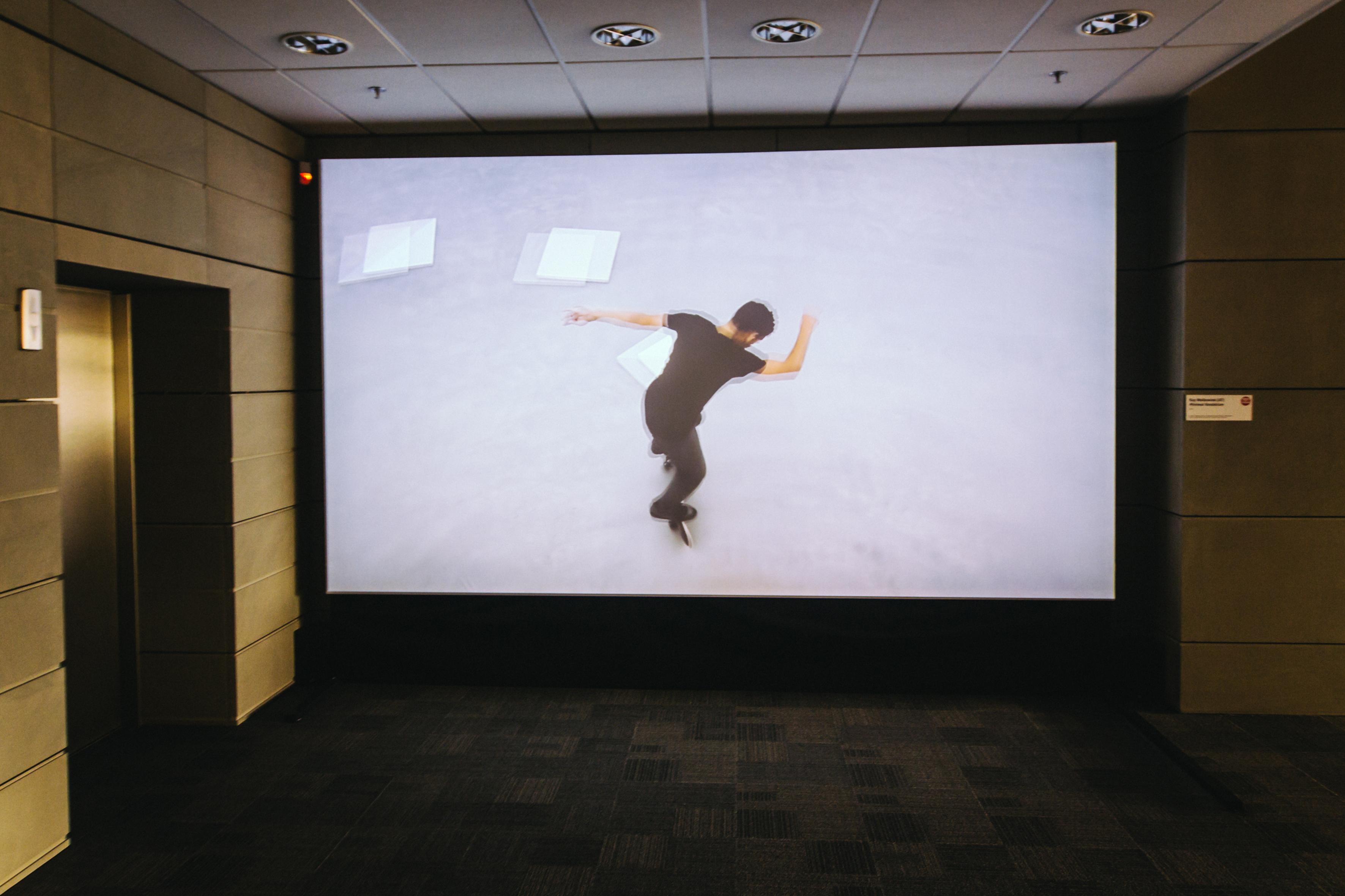 Kay Walkowiak, Minimal Vandalism, wideo 2013