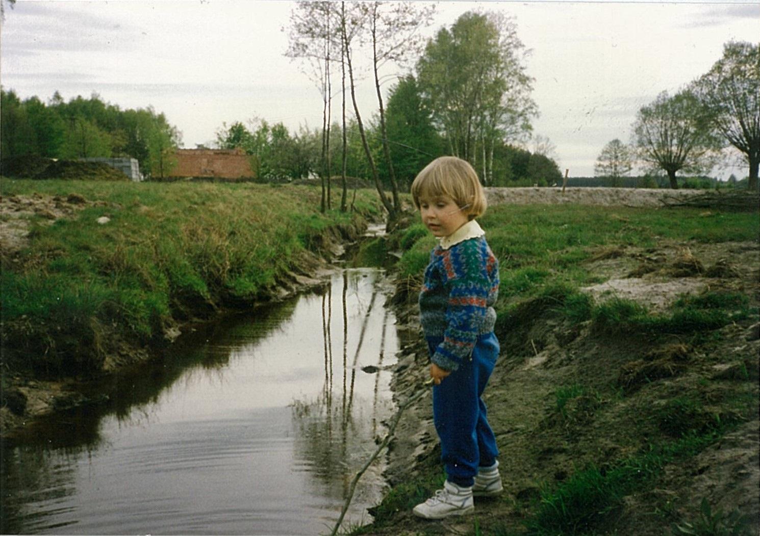 Samotnie gmeram patykiem wrzeczce zadziałką imyślę ostrapieniach, 1993