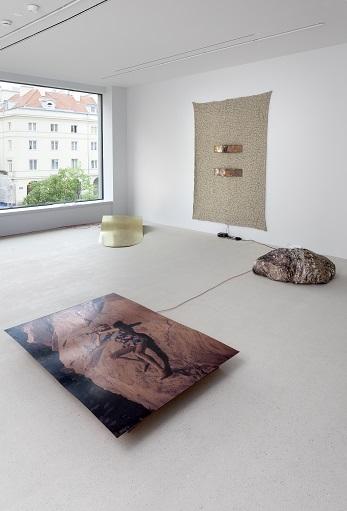 Sergei Tcherepnin, Vice Versa Cave, widok wystawy