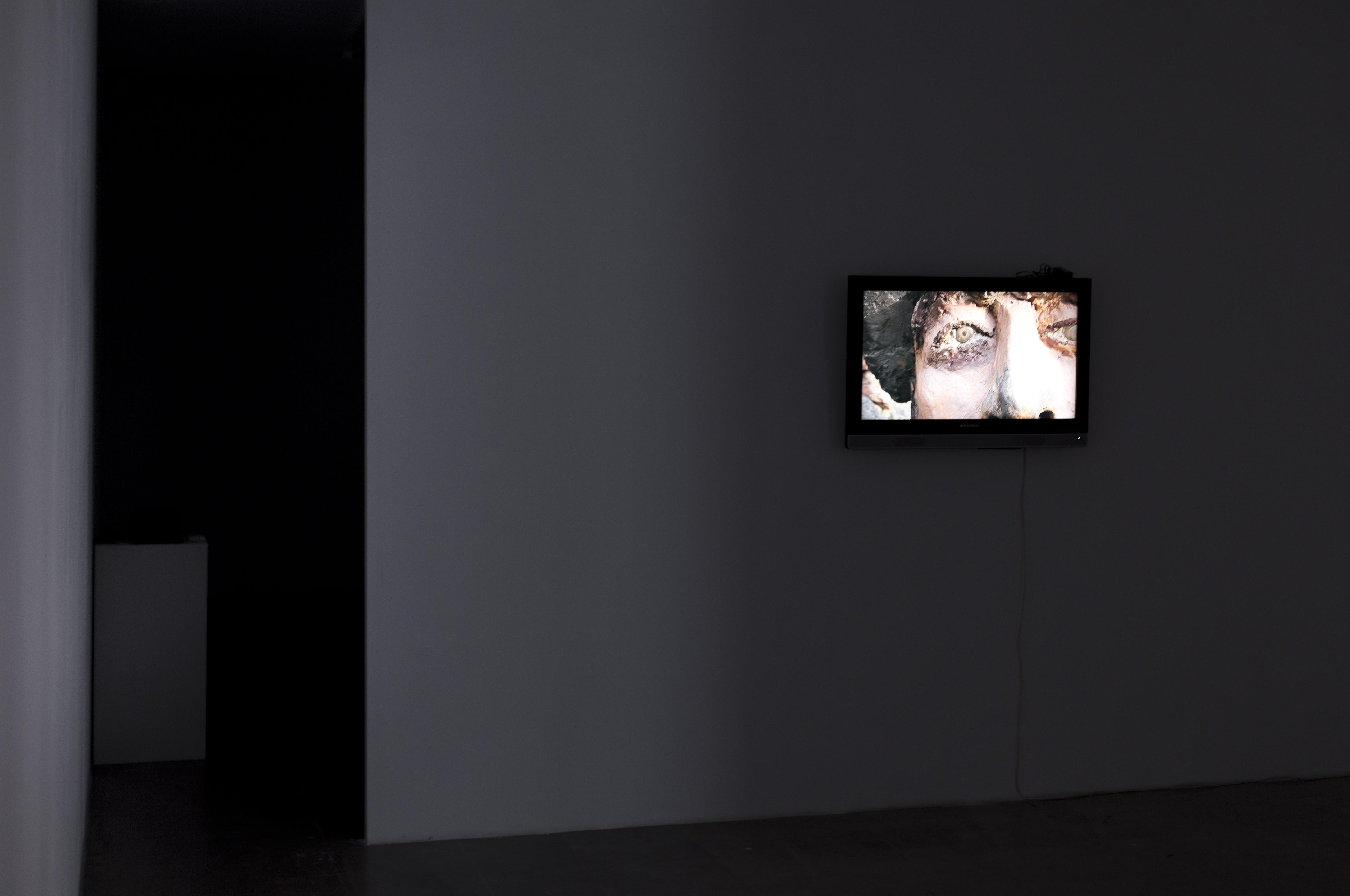 Marek Wasilewski, Kamieni, widok wystawy