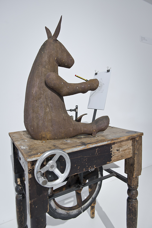 Tim Lewis, Mule make Mule, 2012