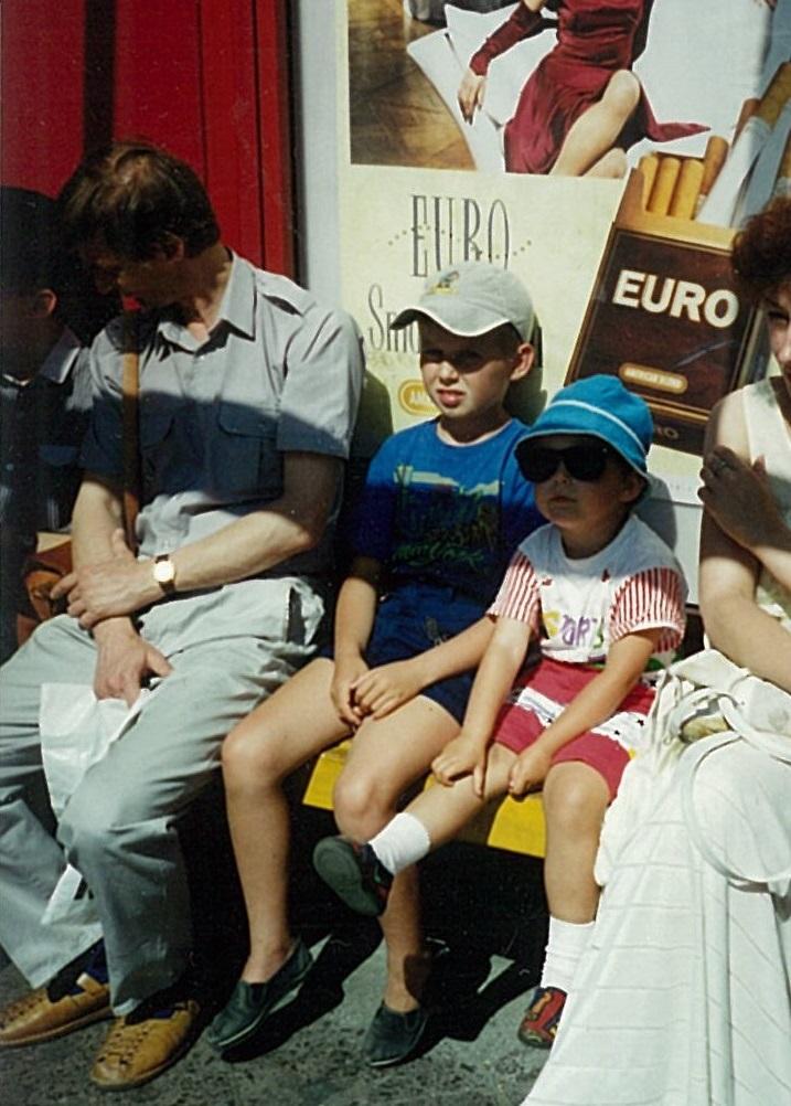 Paniska. Królowie życia, 1993