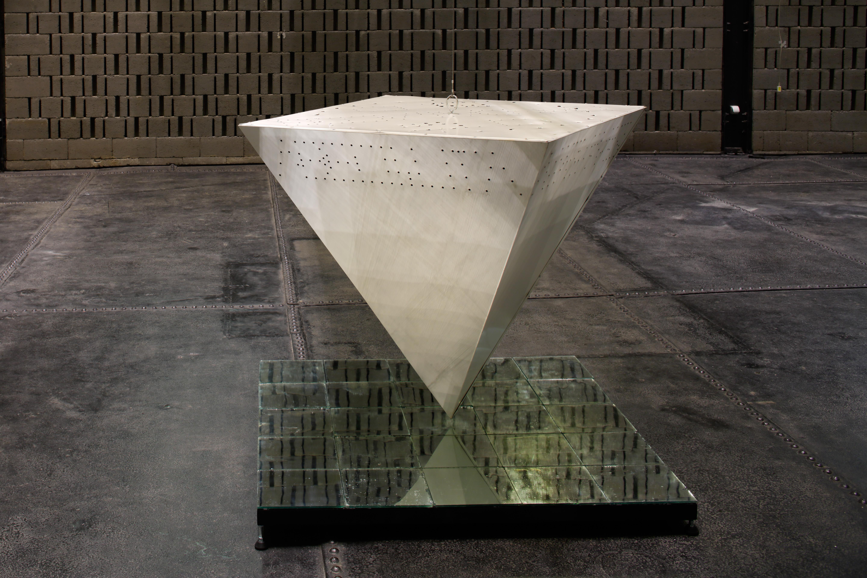 5.D. - ABSOLUTOBJEKTIVINFINITYUPTIMEQ , około roku 2005, Linea Gromadzenie iRichard Filko Collection