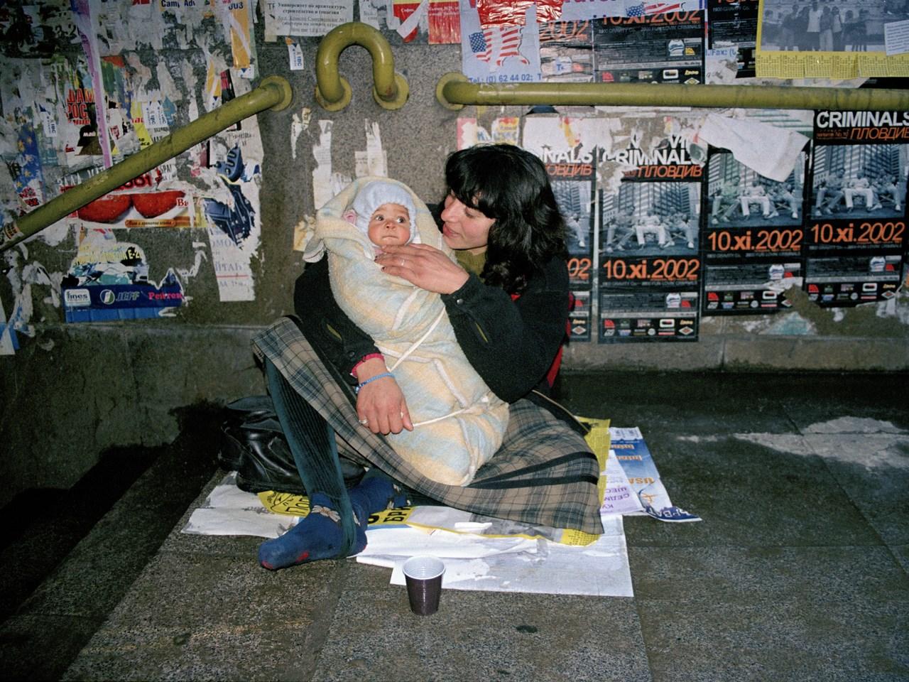 Alla Georgieva, Street mothers
