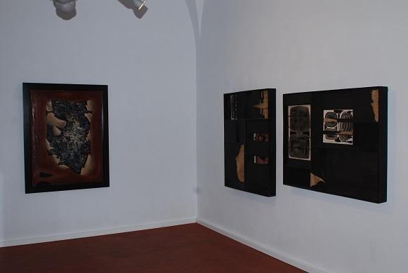 wystawa Andrzej Matuszewski, Galeria Piekary, widok wystawy