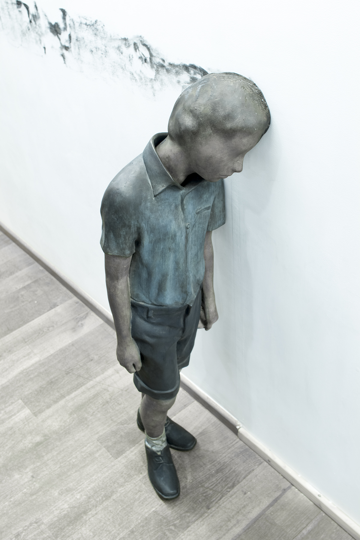 Palindrom, widok wystawy