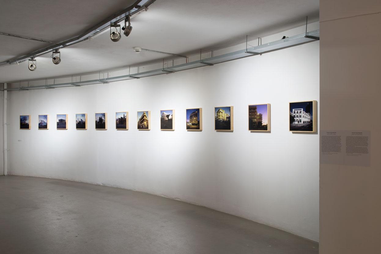 """icola Radić Lucati, """"Jak stoją / As They Stand"""", 14 fotografii / 14 photographs, 2011. Dzięki uprzejmości Galerii Piekary wPoznaniu"""