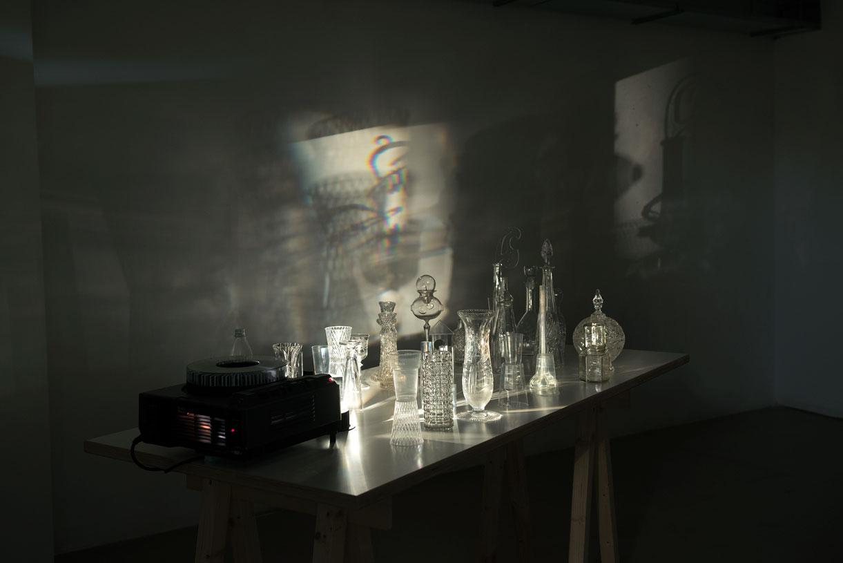 Michaela Meliá, Nostalgia / Heimweh, instalacja / installation, 2012. Dzięki uprzejmości artystki
