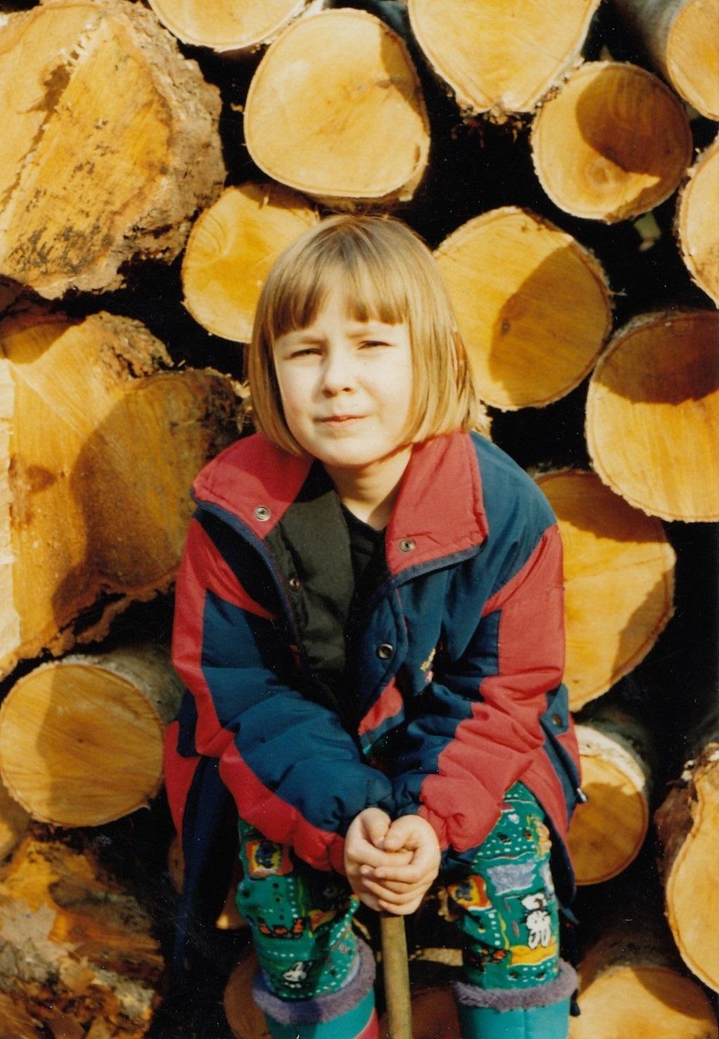 Wycinka drzewa naopał - zbliżają się wieki ciemne dla naszej familii, 1999