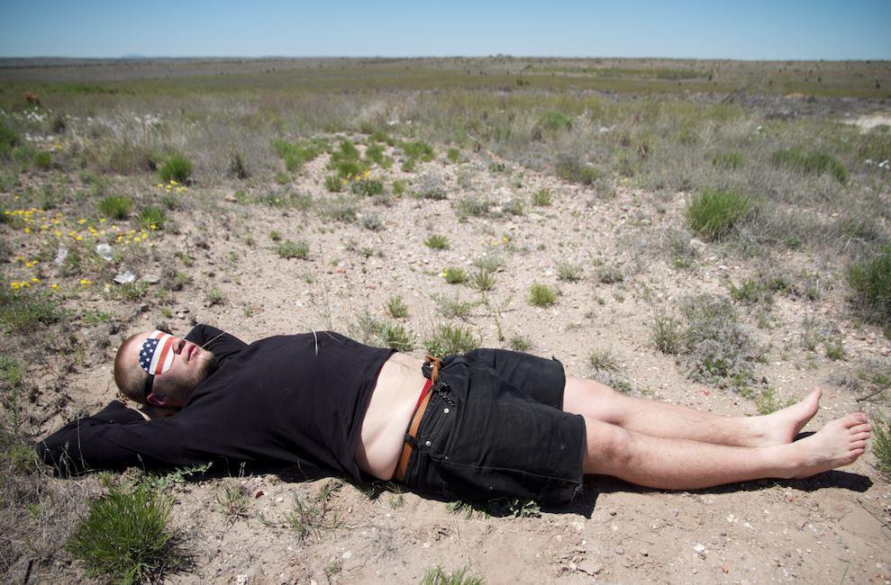 Adam Gruba, American Dream, video