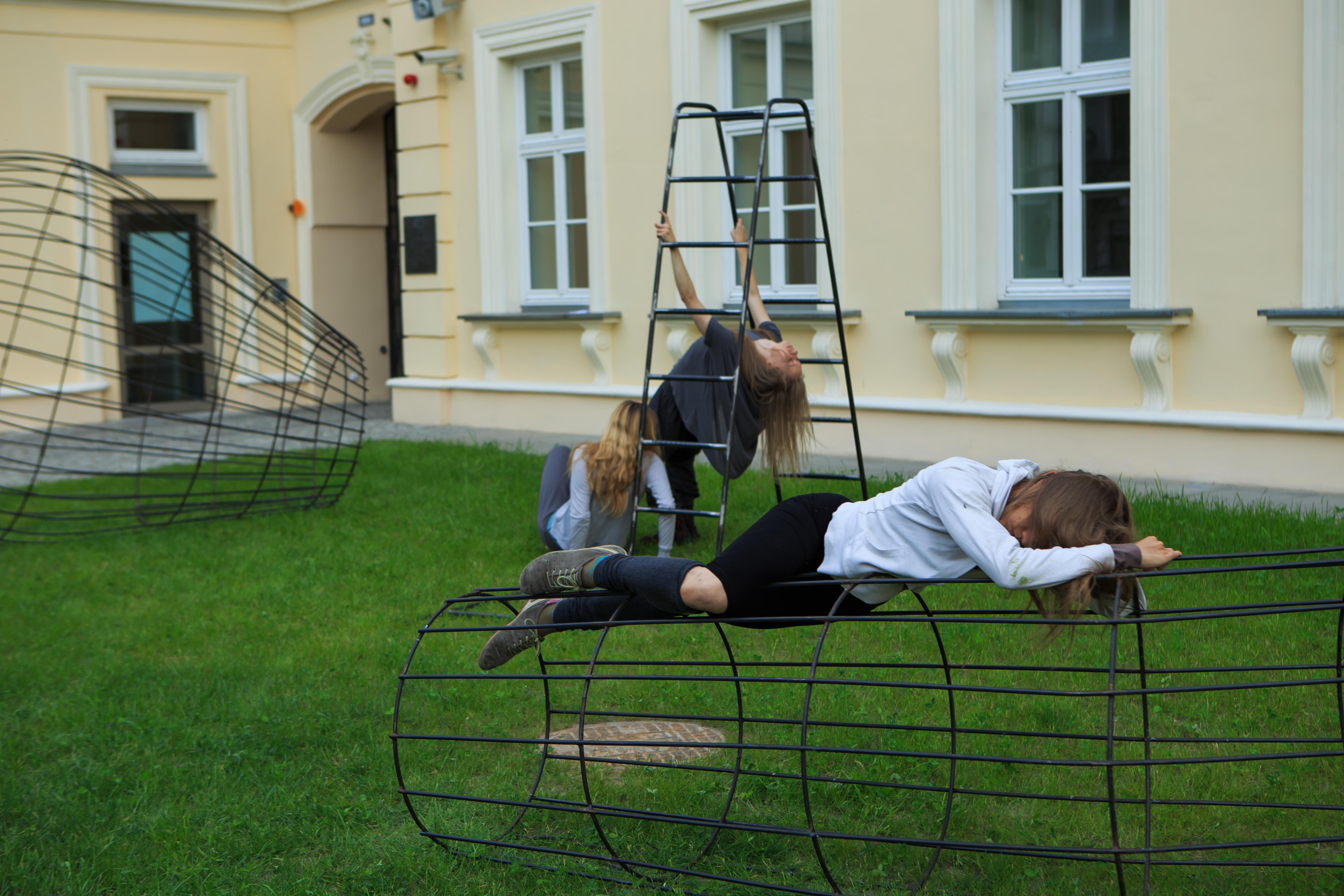 Eva Kotátková, Architektura snu / Architecture of sleep, fot.Maciek Niećko