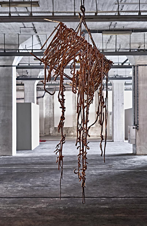 Bez tytułu (zcyklu Suche iWilgotne), Olaf Brzeski, 2013