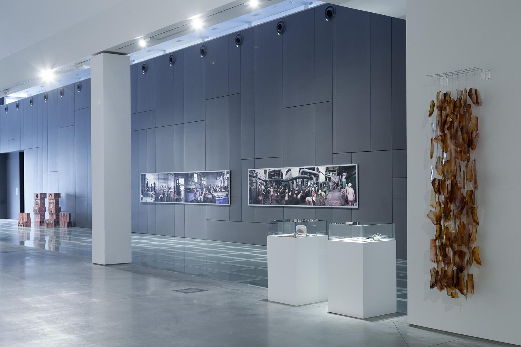 Gender wsztuce, widok wystawy