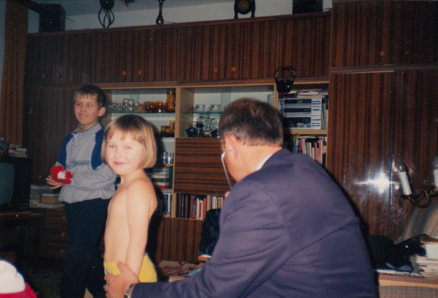 Wizytacja doktora habilitowanego, 1999
