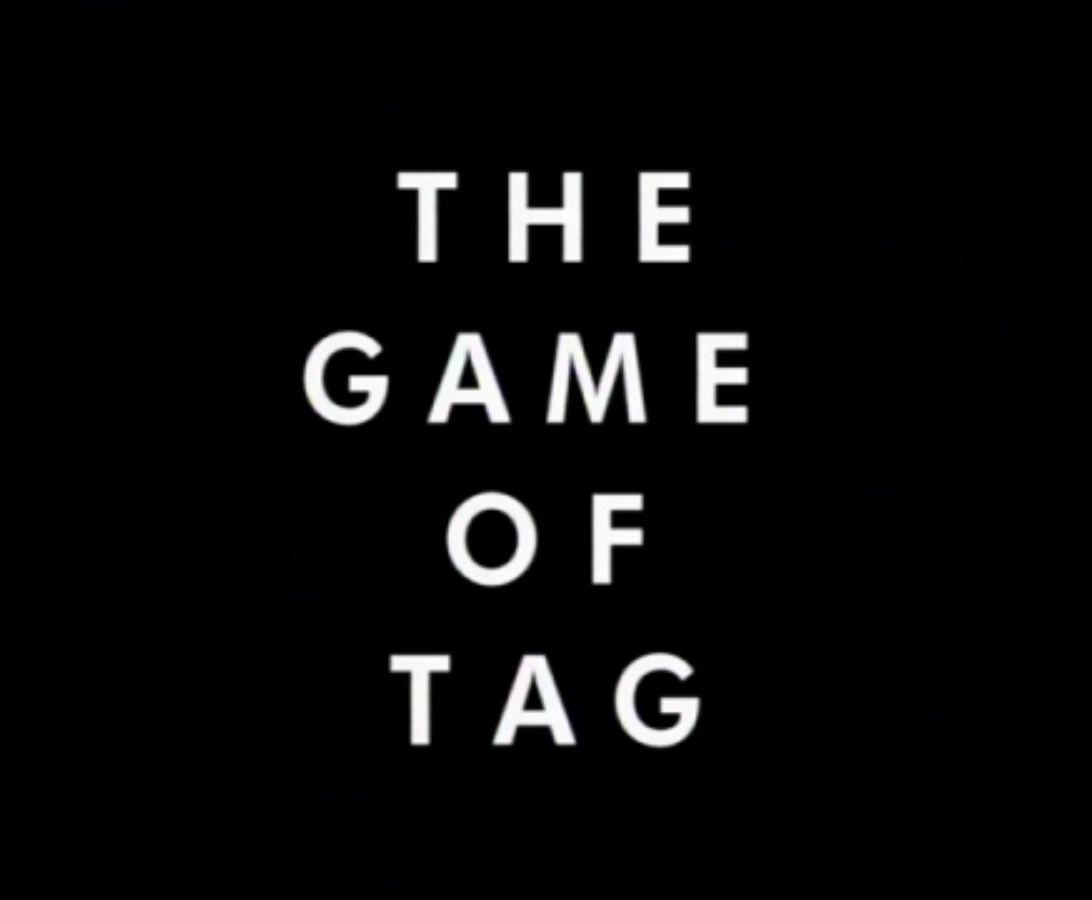THE GAME OF TAG nam wyskoczyło, kadr zfilmu Artura Żmijewskiego Berek