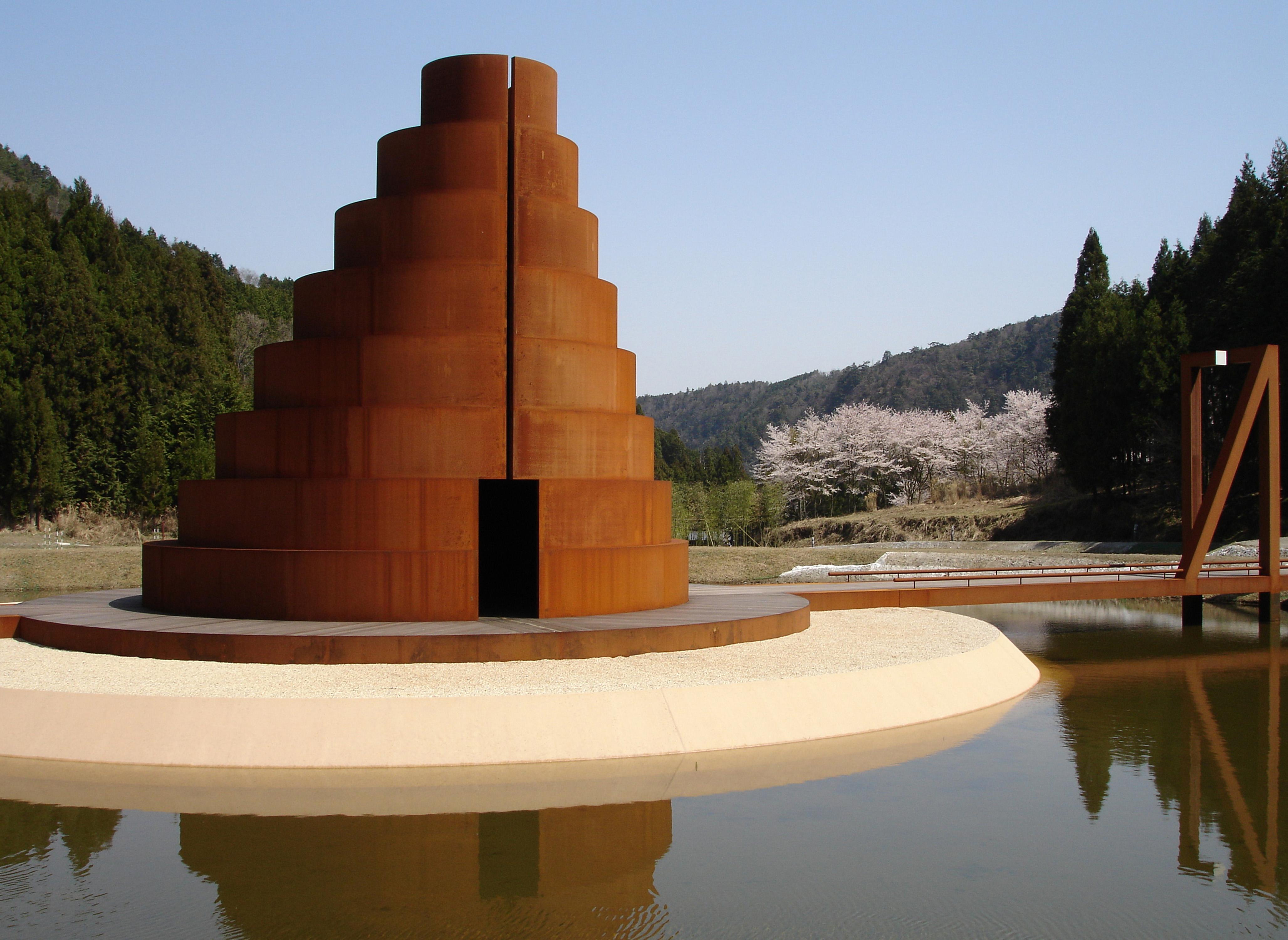 Art Forest – Wieża Astronomiczna, 1998-2006, Murou, Japonia, Studio Karavan