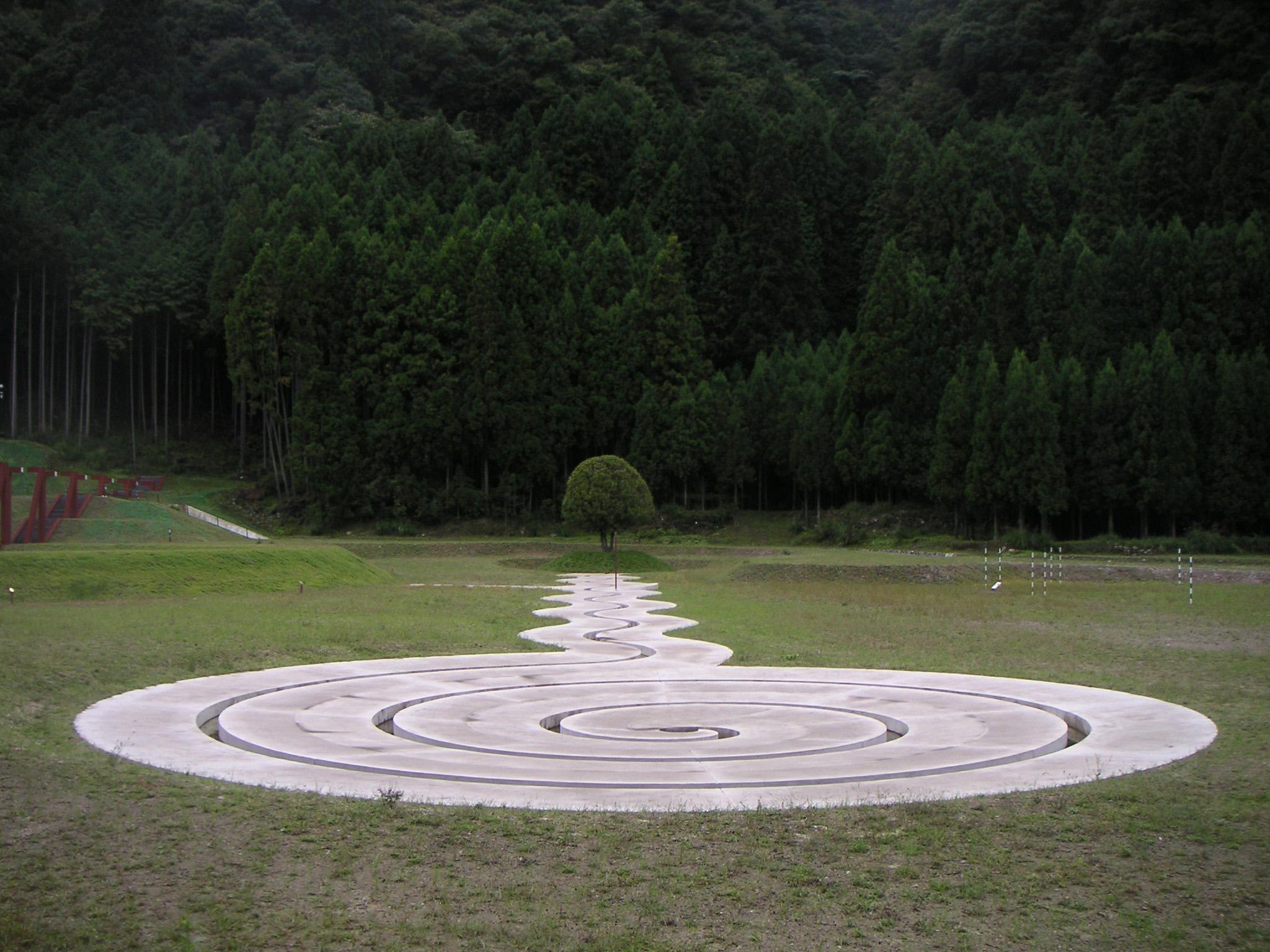 Art Forest, 1998-2006, Murou, Japonia, Studio Karavan
