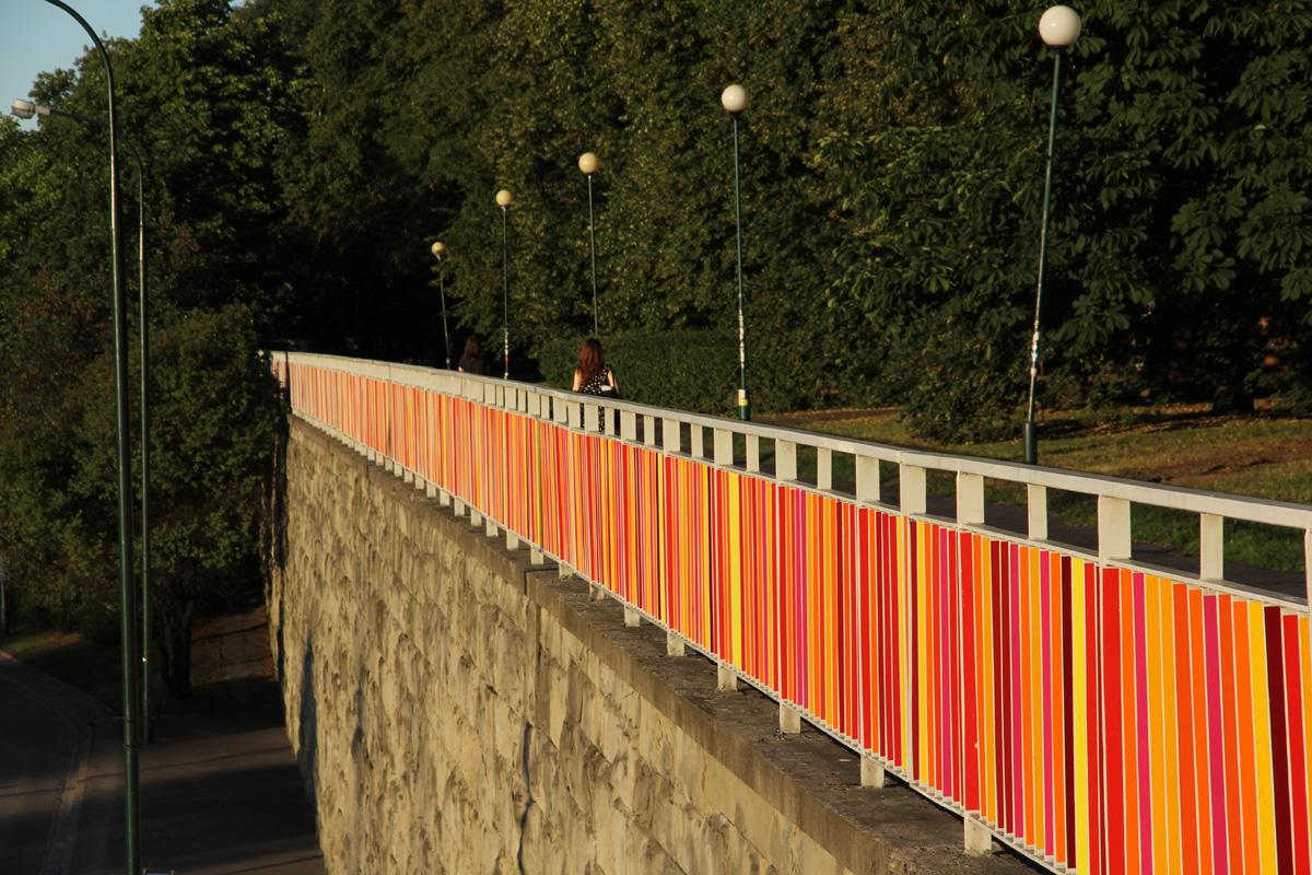Justyna Wencel iMarcin Chomicki, 0.5 km koloru