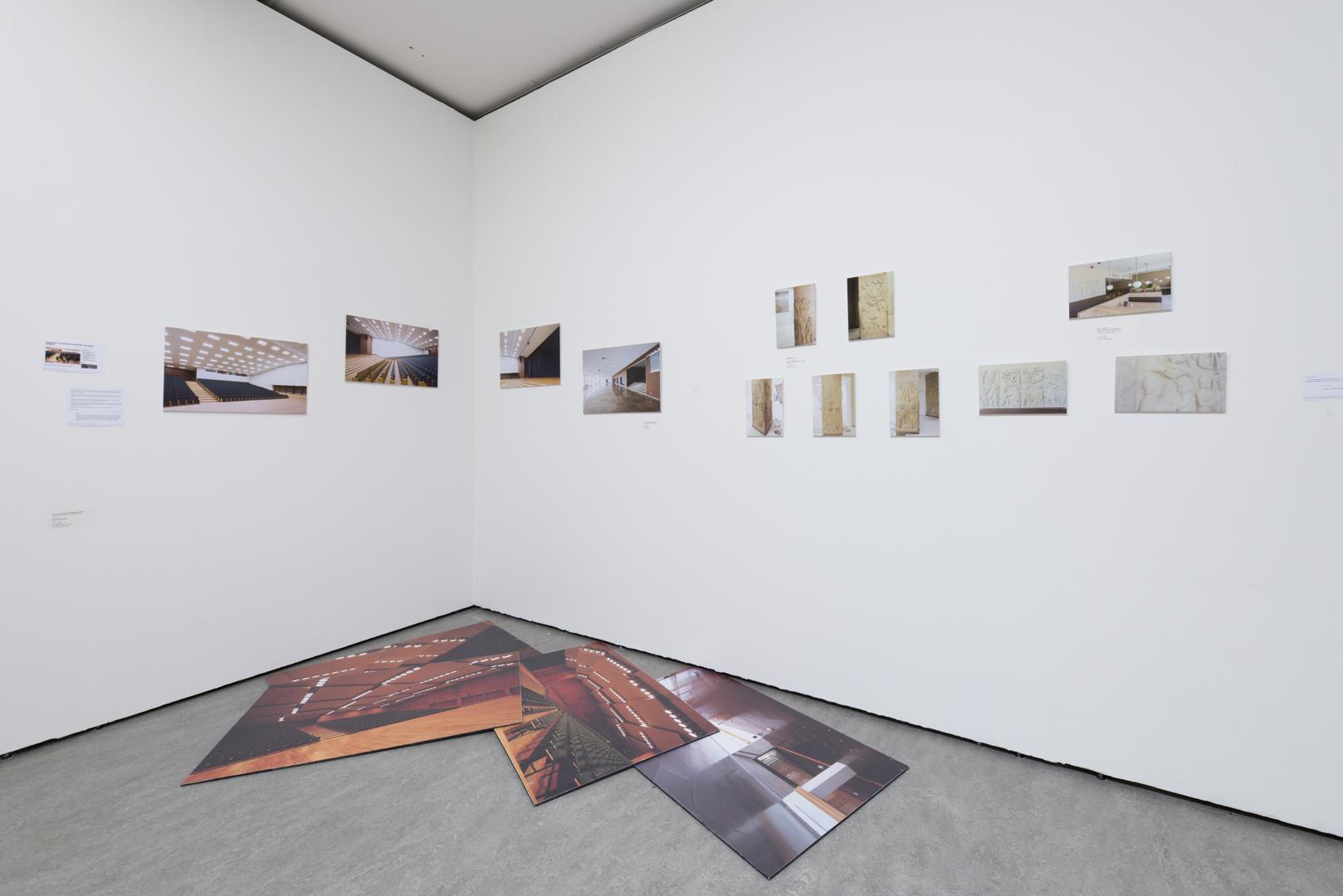 Tormiar, widok wystawy